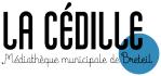 Logo de la médiathèque La Cédille
